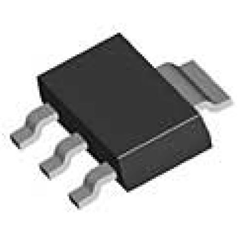 Микросхема AMS1117-ADJ